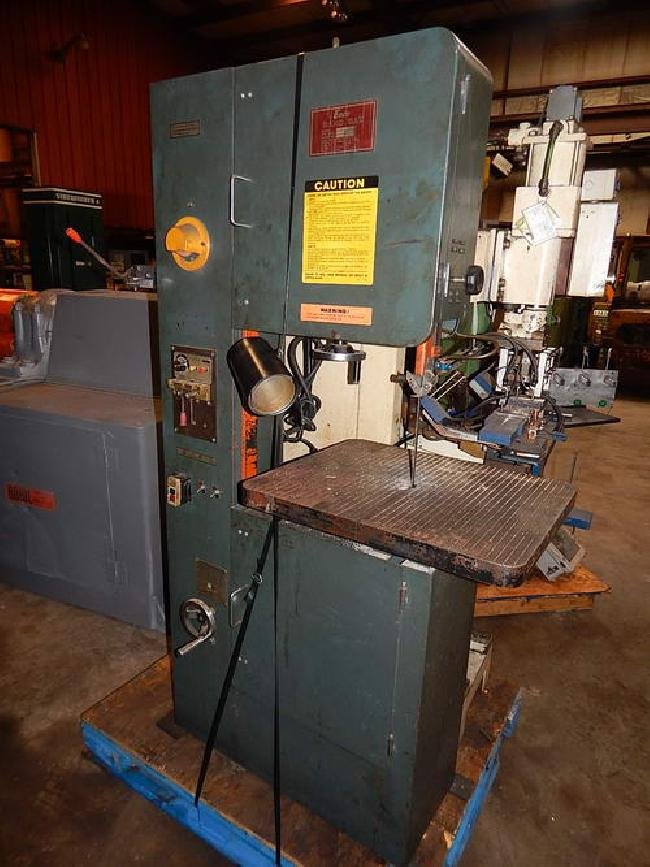 18 in Enco Vertical Band Saw 15068JJ pic 1.jpg